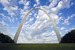 Arco do Gateway Fotos de Stock