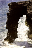 Arco do mar imagem de stock
