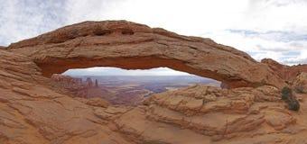 Arco do Mesa Fotografia de Stock Royalty Free