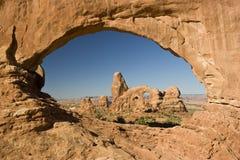 Arco doble Foto de archivo libre de regalías