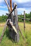 Arco e frecce Fotografia Stock Libera da Diritti