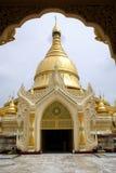 Arco e pagoda Fotografia de Stock