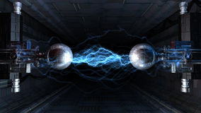 Arco elettrico Fotografia Stock