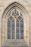 Arco gótico Imagens de Stock Royalty Free