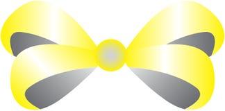 Arco giallo Immagine Stock Libera da Diritti
