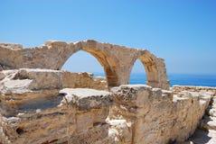 Arco grego Foto de Stock Royalty Free