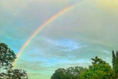 Arco iris imagen de archivo