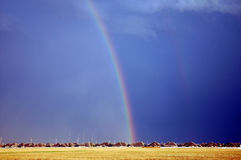 Arco iris fotos de archivo