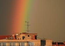 Arco iris Foto de archivo libre de regalías