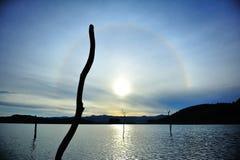 Arco iris. Fotografía de archivo libre de regalías