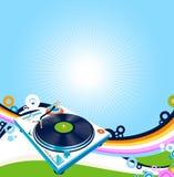 Arco iris ilustración del vector