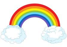 Arco iris Imagen de archivo libre de regalías