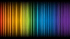 Arco iris abstracto Fotos de archivo
