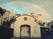 Arco iris fotos de archivo libres de regalías