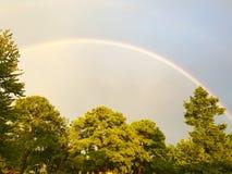 Arco iris de Alabama Fotos de archivo