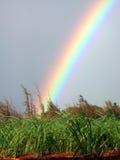 Arco iris de Koloa foto de archivo libre de regalías