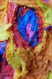 Arco iris de la hornada Imagen de archivo libre de regalías