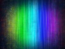 Arco iris de la vendimia Foto de archivo libre de regalías
