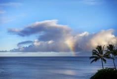 Arco iris de Maui Fotografía de archivo libre de regalías