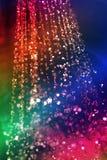 Arco iris del agua Fotos de archivo libres de regalías