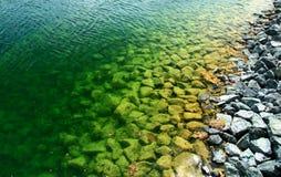 Arco iris del agua Fotografía de archivo libre de regalías