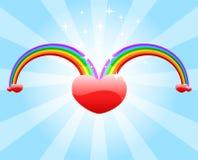 Arco iris del amor