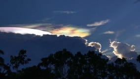 Arco iris del cielo fotos de archivo libres de regalías