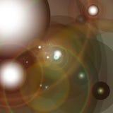Arco iris del espacio Fotos de archivo