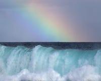 Arco iris frío Fotos de archivo libres de regalías