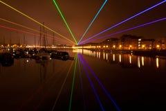 Arco iris global de Yves Mattern Imágenes de archivo libres de regalías