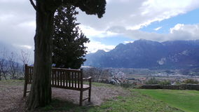 Arco, Lago Il Garda Royalty Free Stock Photography