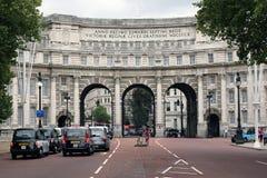 Arco Londra Inghilterra di Ministero della marina Fotografia Stock