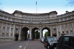 Arco Londres de Admiralty Imagens de Stock