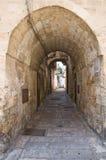Arco Loreto. Francavilla Fontana. Puglia. Italien. Royaltyfria Bilder