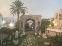 Arco Marcos imagen de archivo