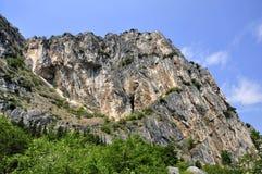 Arco - Monte Albano Stock Image