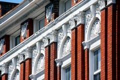 Arco na arquitetura imagens de stock