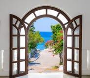 Arco na fortaleza Fotografia de Stock Royalty Free