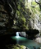 Arco natural Fotografía de archivo libre de regalías