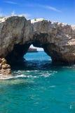 Arco natural Foto de archivo libre de regalías