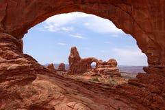 Arco natural foto de stock