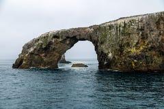 Arco natural Fotografía de archivo