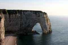Arco natural espectacular imagem de stock