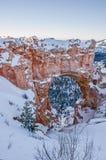 Arco natural natural do ` s da ponte Fotografia de Stock