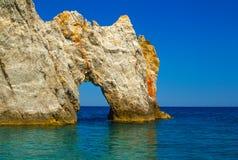 Arco naturale Fotografia Stock
