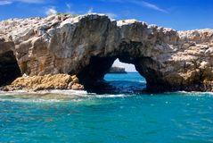 Arco naturale Immagine Stock