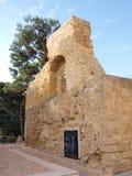 Arco Normanno, Mazara del Vallo,西西里岛,意大利 库存照片