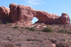 Arco norte de Windows Imagens de Stock