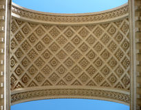 Arco Ornamented Fotos de Stock