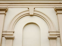 Arco in parete Immagine Stock Libera da Diritti